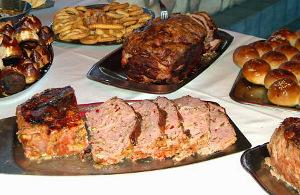 Gesunde und Abwechslungsreice Ernährung